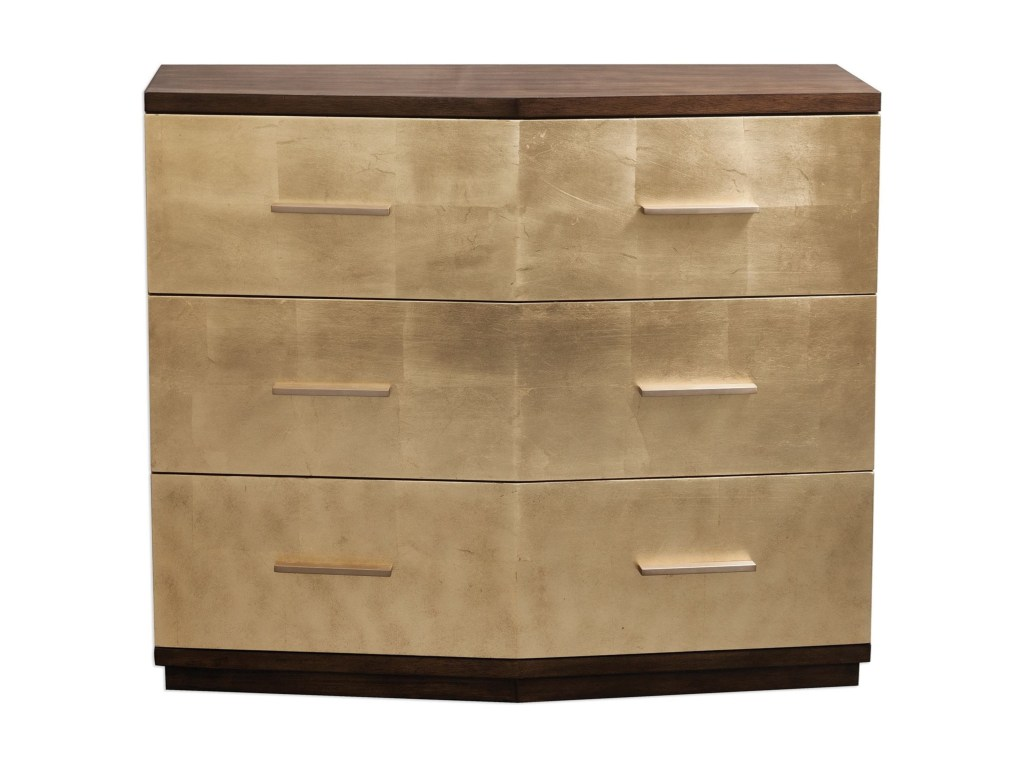 uttermost accent furniture verdura brushed gold chest products color table with drawer furnitureverdura wall unit target white bedside small battery powered lamps champagne