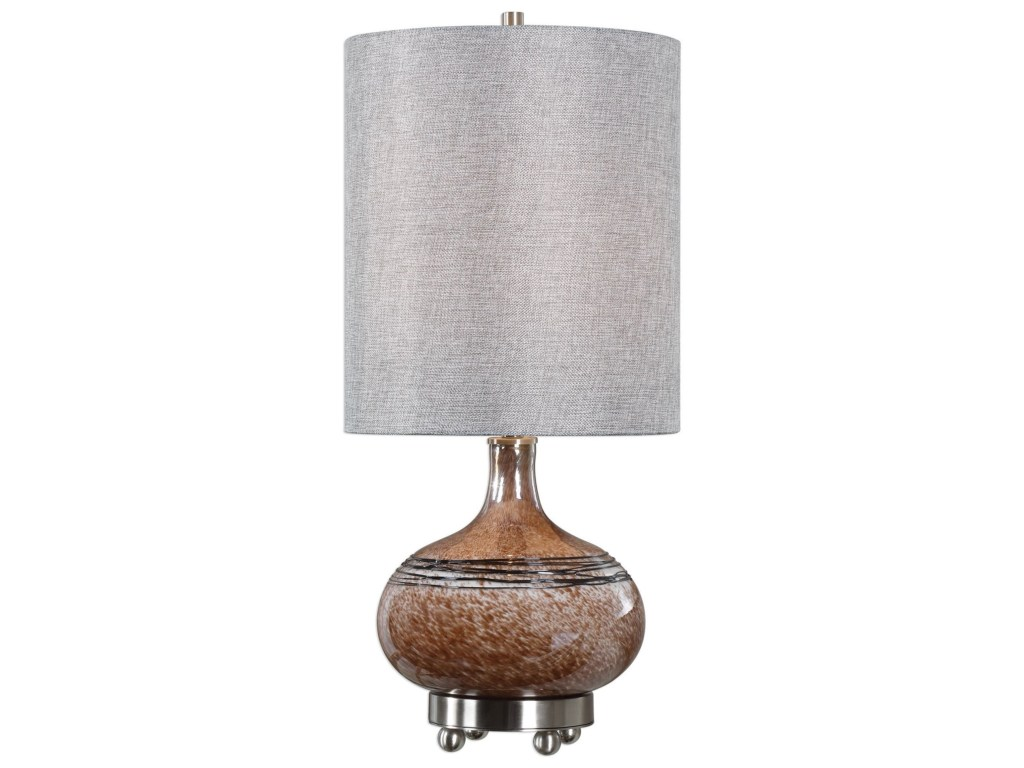 uttermost accent lamps judsonia rust glass lamp products color table dunk bright furniture folding nesting tables pacific cool bar long and chairs audio ikea coffee tool cabinet