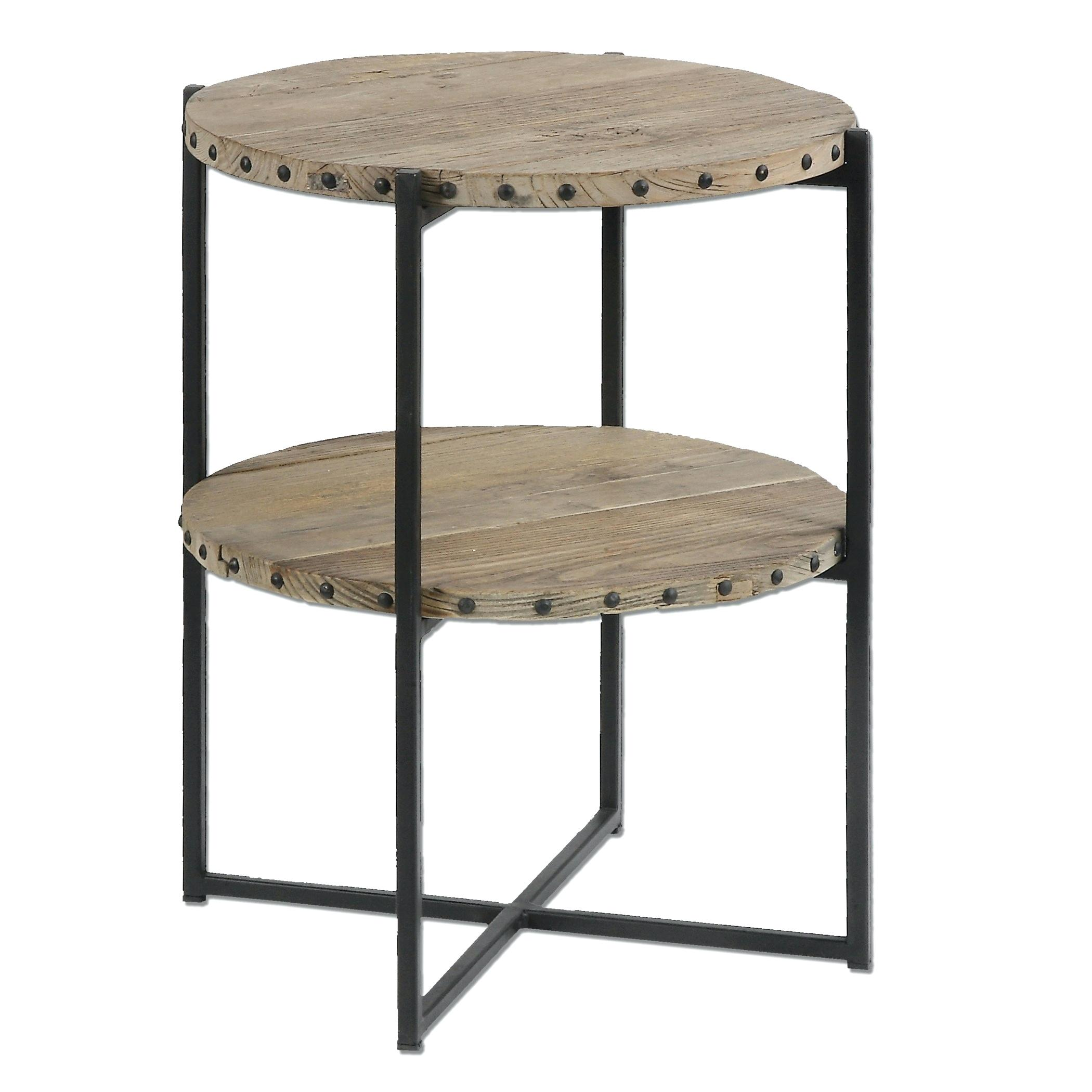 uttermost accent tables soulshine info furniture round table kitchen island size dice red home decor antique wood coffee target chairs cottage style end bedford jute rope small