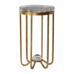 uttermost allura gold accent table bellacor hover zoom gray entryway with shoe storage entry for small spaces home accents dishes canopy umbrella tall occasional drum throne drop 150x150