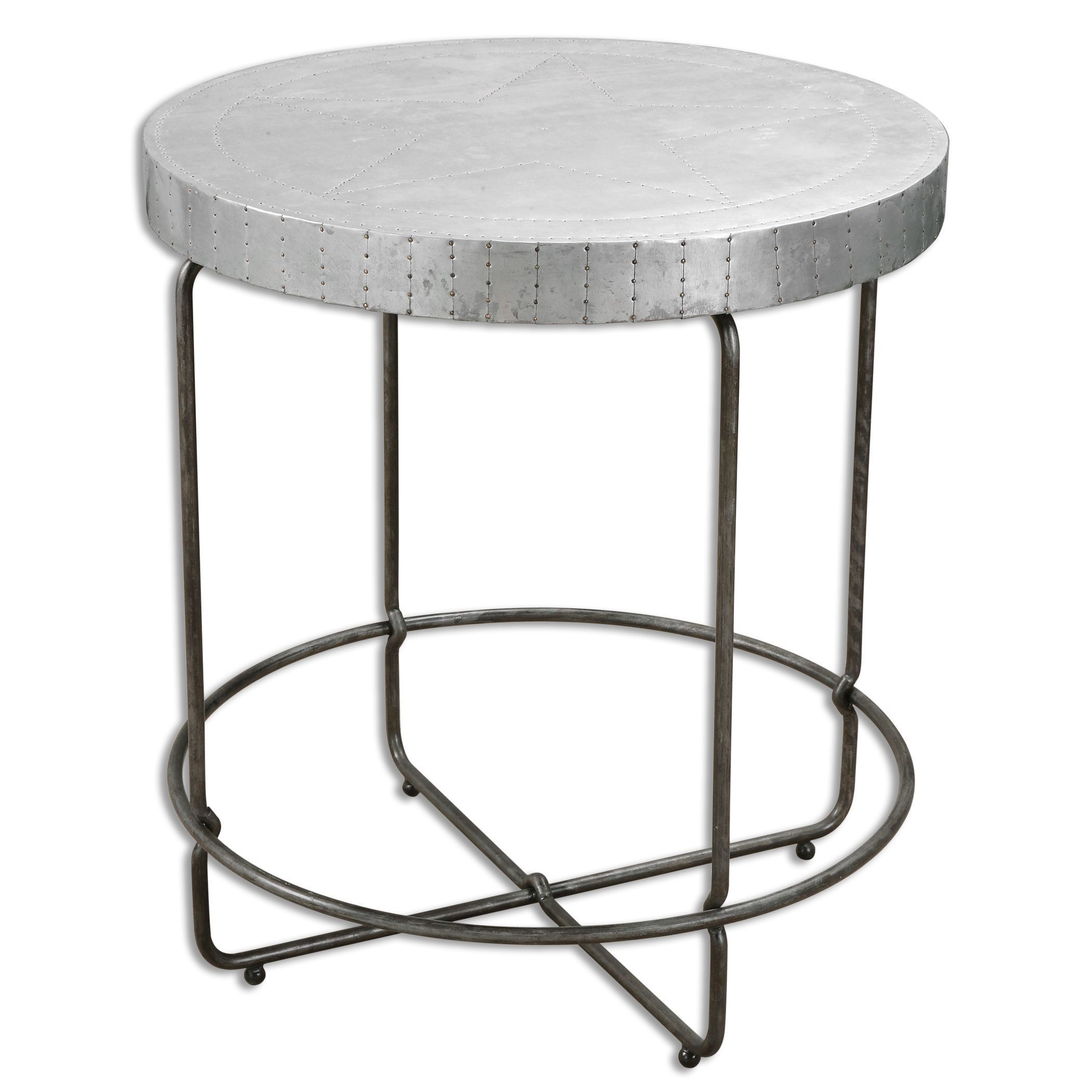 uttermost amiano iron zinc accent table free shipping today tall console black pottery barn astoria collection patio furniture chest grey marble dining tablecloth for round ikea