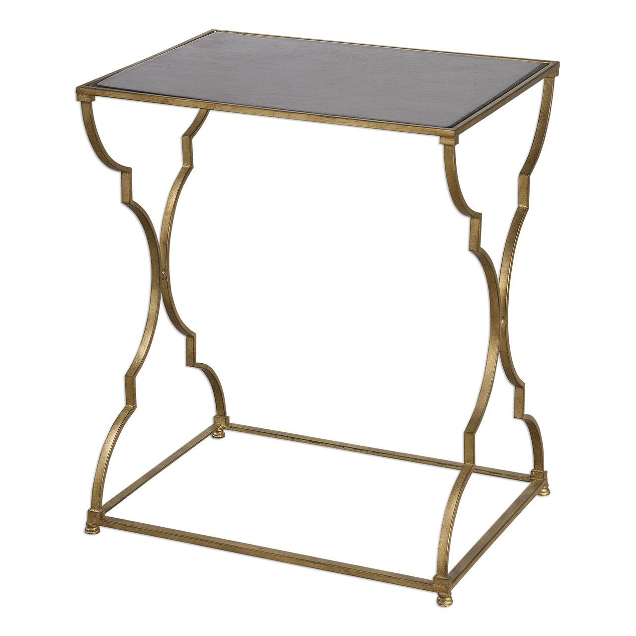 uttermost caitland antique gold accent table value brothers montrez nautical lights childrens and chairs target tiffany lighting direct sofa side with drawer farm dining bench