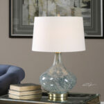 uttermost celinda blue gray one light table lamp bellacor accent lamps contemporary hover zoom small black side cool retro furniture display cabinet west elm pillar leather chairs 150x150