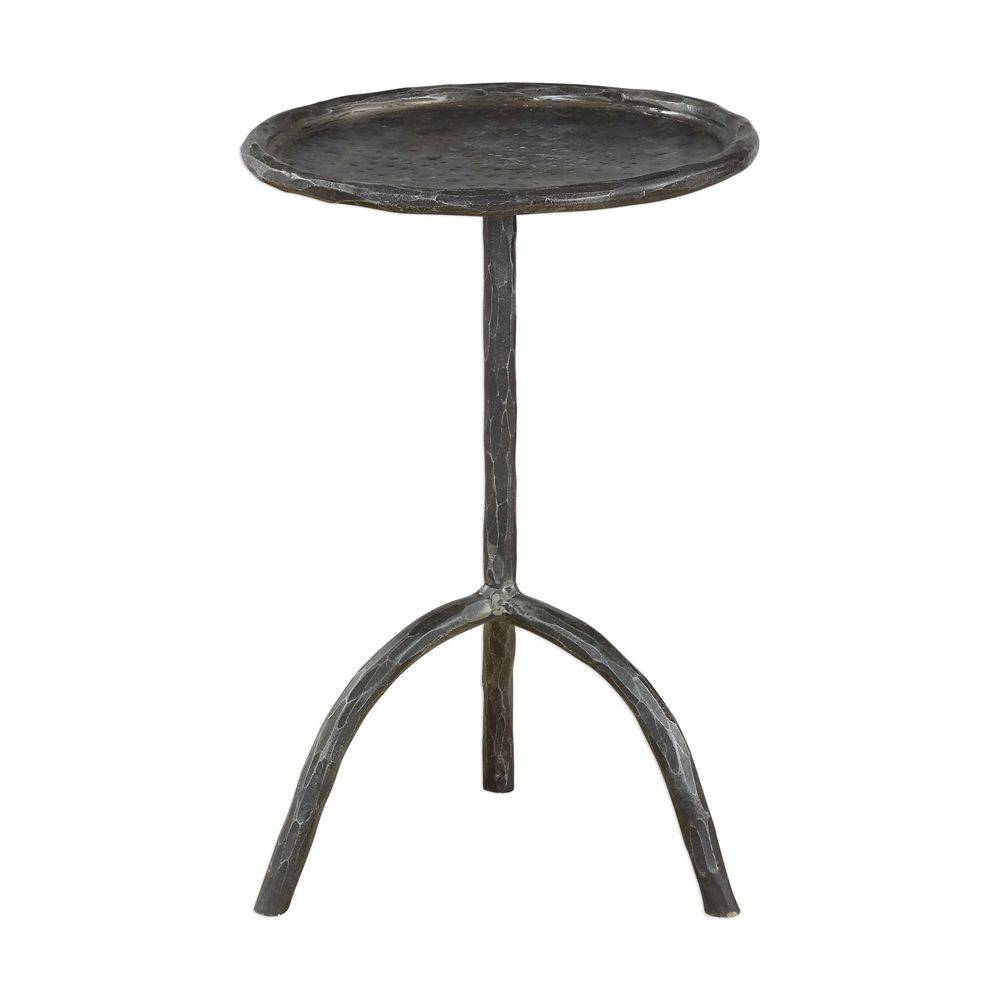 uttermost chloe accent table occasional tables round iron cast outdoor recliner traditional dining room furniture owings console shelf espresso reclaimed wood nesting teal kitchen