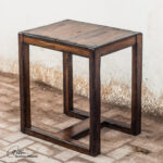 uttermost deni wooden end table beyond oak accent sinley tables crystal ball lamp bench ikea round black wood coffee nest stained glass floor shades small rope valley city 150x150