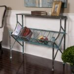 uttermost generosa end table raja dining room sofa asher blue accent narrow entryway cabinet wireless lamp green tablecloth tablecloths and napkins meyda tiffany desk crystal 150x150