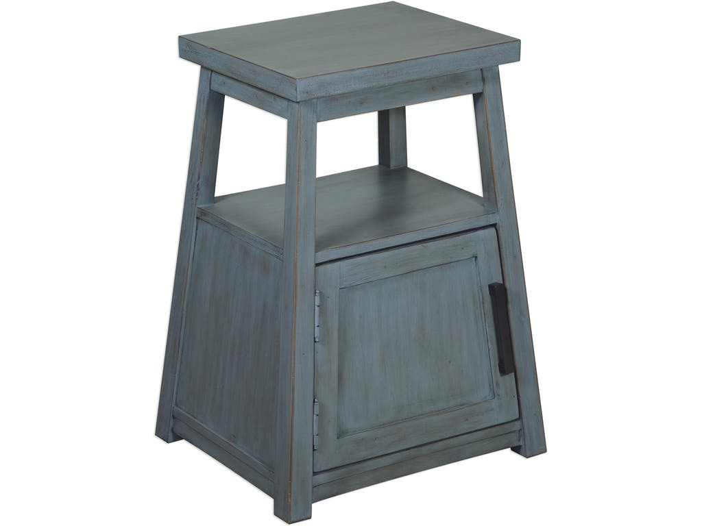 uttermost living room cora blue wash accent table kemper outdoor home furnishings small oak coffee target tables wood essentials stacking chest stackable snack stump wine cabinet