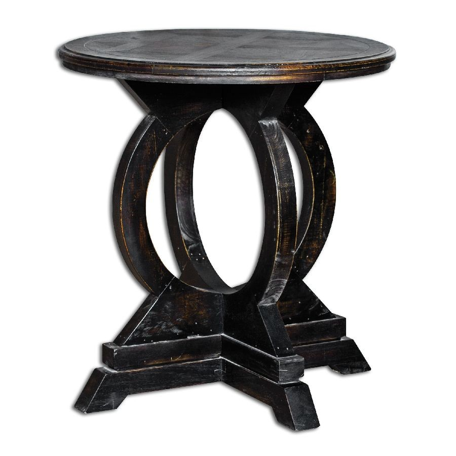 uttermost maiva black accent table rug super center nesting winsome timmy end kohl mini tables small retro armchair temple furniture hall console decorative living room monarch