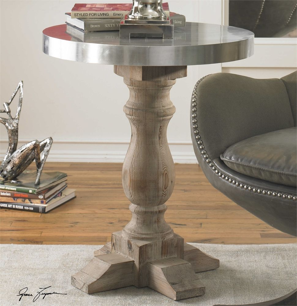 uttermost martel accent table crescent group condos blythe patio furniture dining sets round marble and chairs old coffee concrete bench seat bunnings pier one imports credit card
