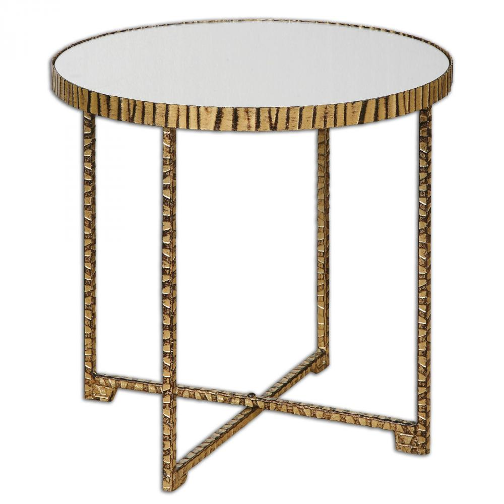 uttermost myeshia round accent table lighting etc tufted furniture chrome ikea living room ideas very slim console runner rugs kohls floor lamps granite spring haven collection