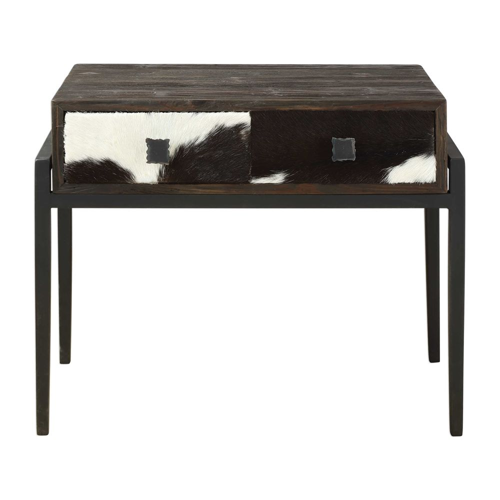 uttermost ophelie accent table occasional tables home chest with glass doors tory burch cuff bracelet light colored wood end mercury lamp metal rain drum wicker storage coffee