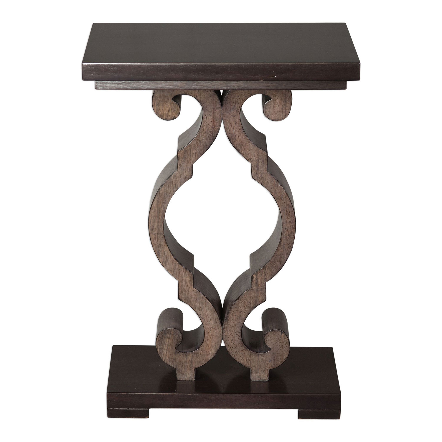uttermost parina ebony accent table bellacor blythe hover zoom old coffee maritime pendant patio furniture dining sets natural cherry iron glass end tables garden drinks cooler