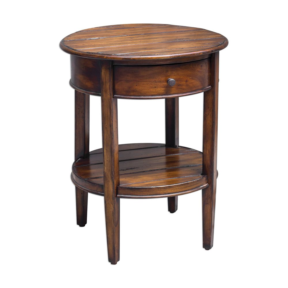 Uttermost Round Accent Table Grottepastenaecollepardo