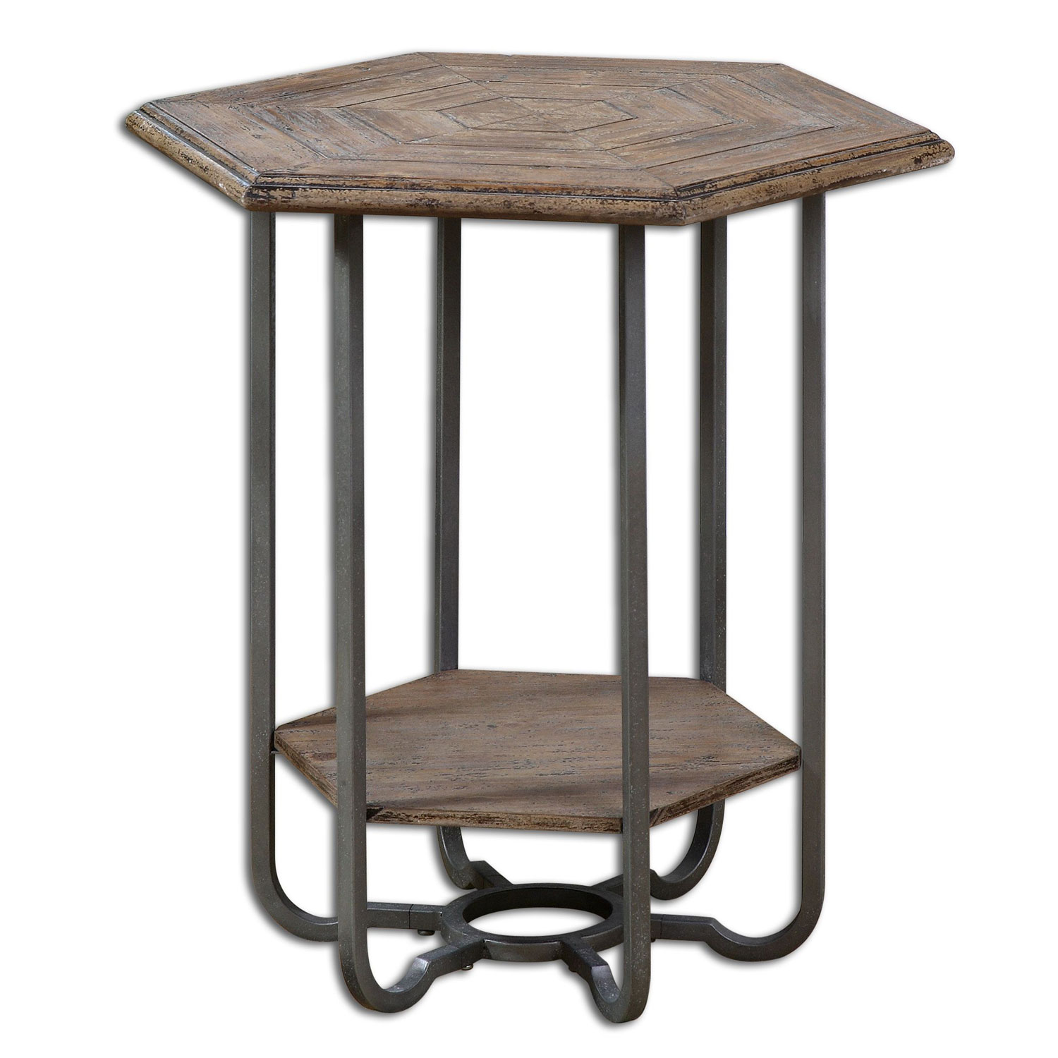 uttermost son light tan chippy wooden accent table wood hover zoom retro modern lighting laptop round patio chair dale tiffany dragonfly lamp shade transition pieces for flooring