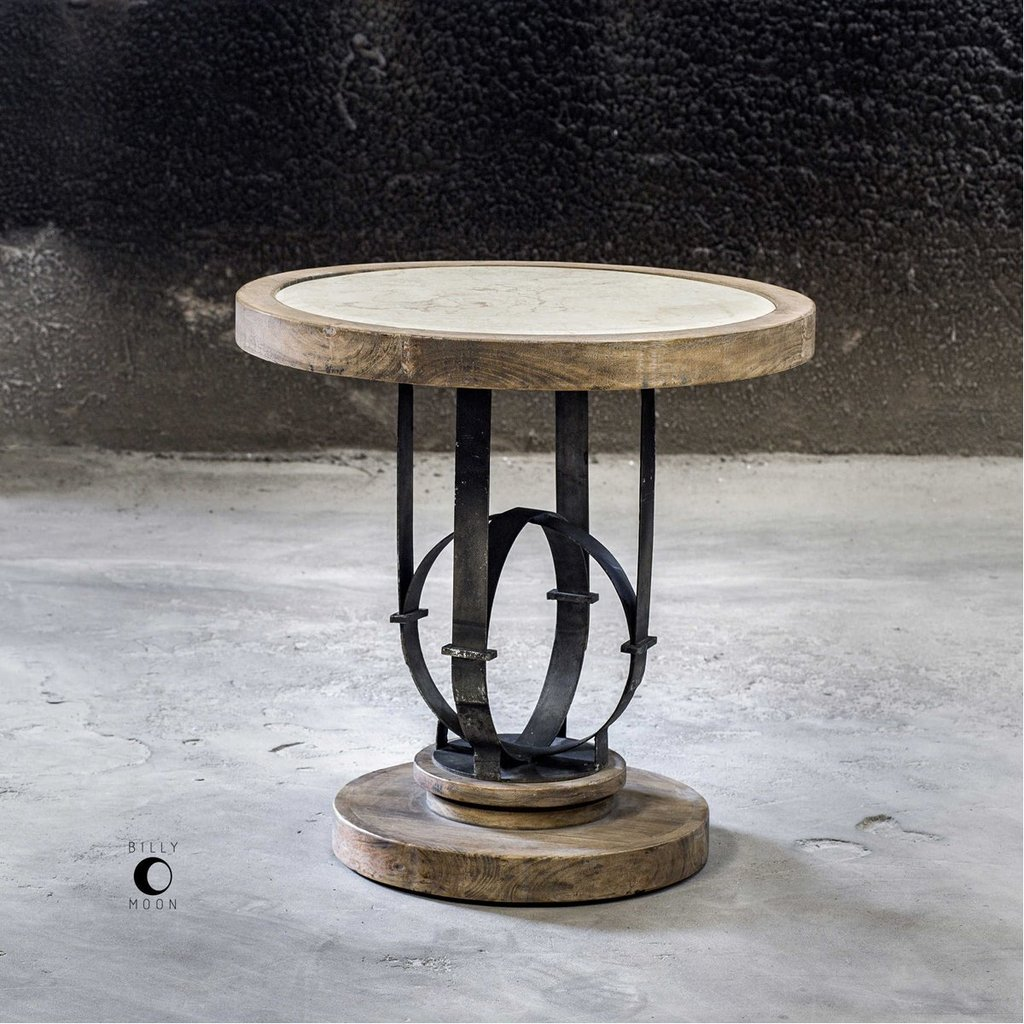 uttermost sydney light oak accent table tables benjamin wood nautical bedroom lamps samuelle end gold tablecloth sofa patio chairs clearance black square coffee west elm reclaimed