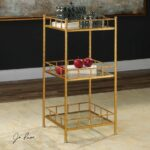 uttermost tilly gold accent shelf table rug fashion montrez large grey clock round oak dining glass bedside nautical tables furniture pier wicker chair hobby lobby childrens and 150x150