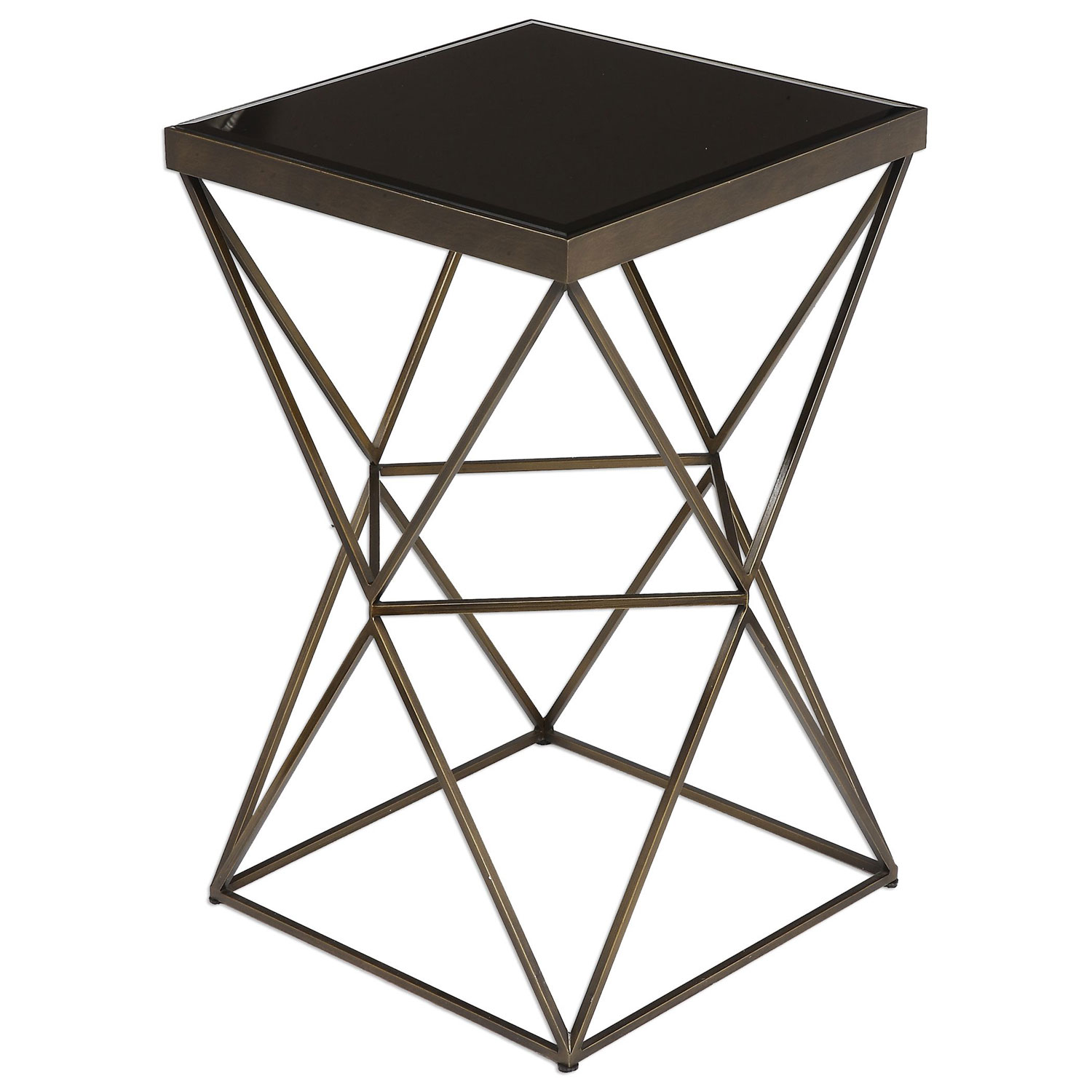 uttermost uberto antique bronze accent table bellacor hover zoom black kitchen chairs asian lamps target kids contemporary wood side tables pipe coffee farmhouse style round dark