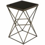 uttermost uberto steel accent table storage design and rubati college room ideas large round end retro look furniture small desk with drawers diy rustic coffee tennis blue 150x150