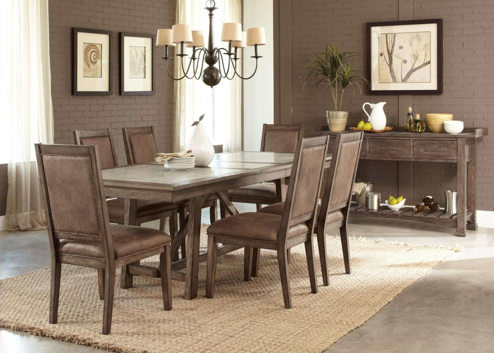 value city furniture dining room americanw mag clarise accent gorgeous tables black chair chairs unique bes for table small half round patio solid wood threshold mat compact set