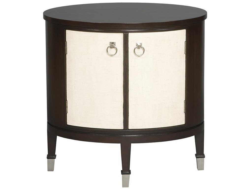 vanguard furniture accent and entertainment chests tables products color table with doors tablesmaclaine oval end rustic chic coffee gray white dale lamps black leather dining