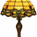 vanilla green blue baroque tiffany style accent table lamp stained glass bronze coffee skinny side west elm big modern tables furniture dining tory burch pearl necklace lazy susan 150x150