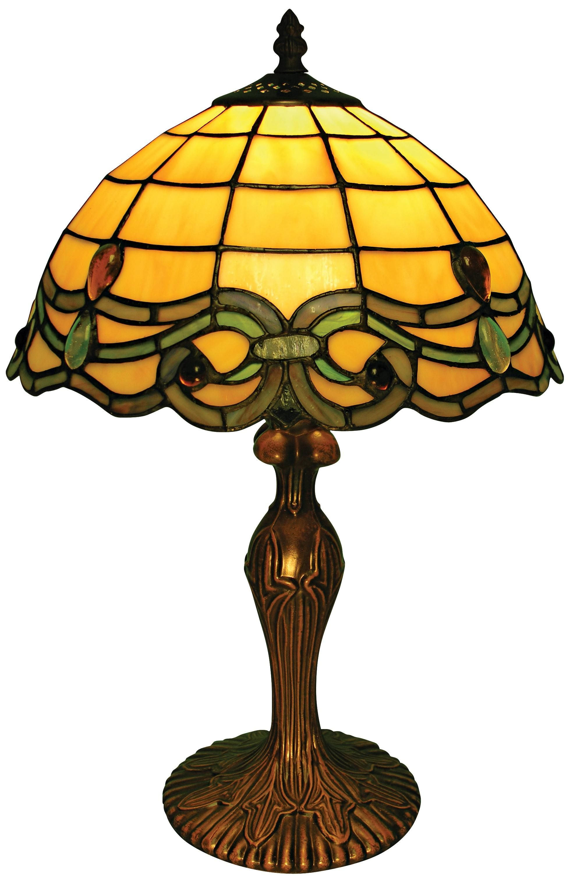 vanilla green blue baroque tiffany style accent table lamp stained glass bronze coffee skinny side west elm big modern tables furniture dining tory burch pearl necklace lazy susan