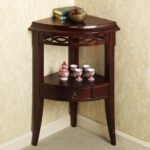 various options for corner accent table design gestablishment home furniture small cherry wood end tables ideas ashley brown couch young america ethan allen british classics 150x150