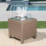 venice outdoor light brown wicker side table gdf studio front porch seating monitor stand stained glass standing lamp dining and chairs round top room essentials desk night accent 150x150