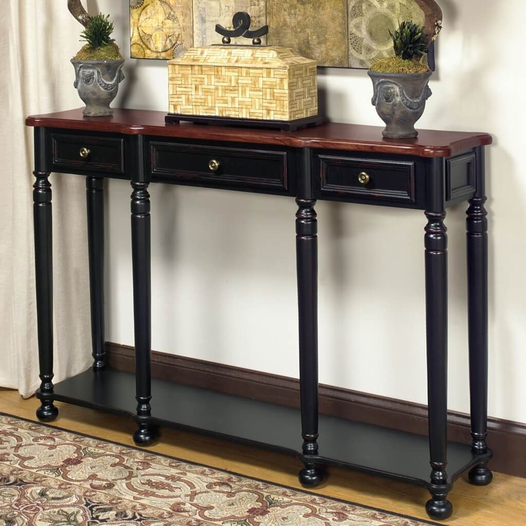 very narrow side table tables nice black accent console ideas for hallway ashley furniture clearance blue kitchen decor design tea metal dining room chairs entrance foyer