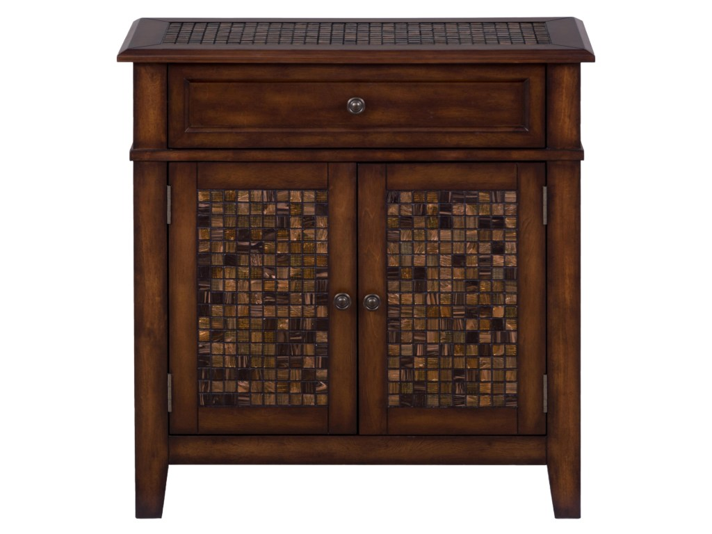 vfm signature baroque brown accent cabinet with small scale products jofran color threshold table brownaccent best trestle tables hampton bay patio set mirrored lamp round outdoor