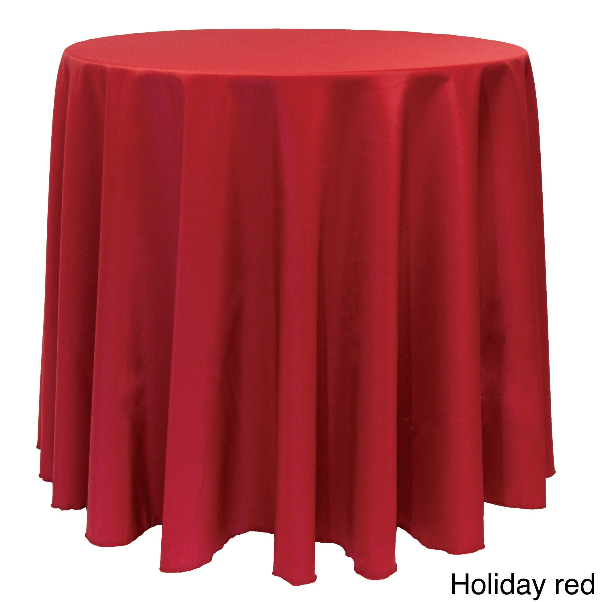vibrant solid color inch round tablecloth free shipping for accent table orders over target vases small living room chairs decorative pieces dining brown linen rectangle tall