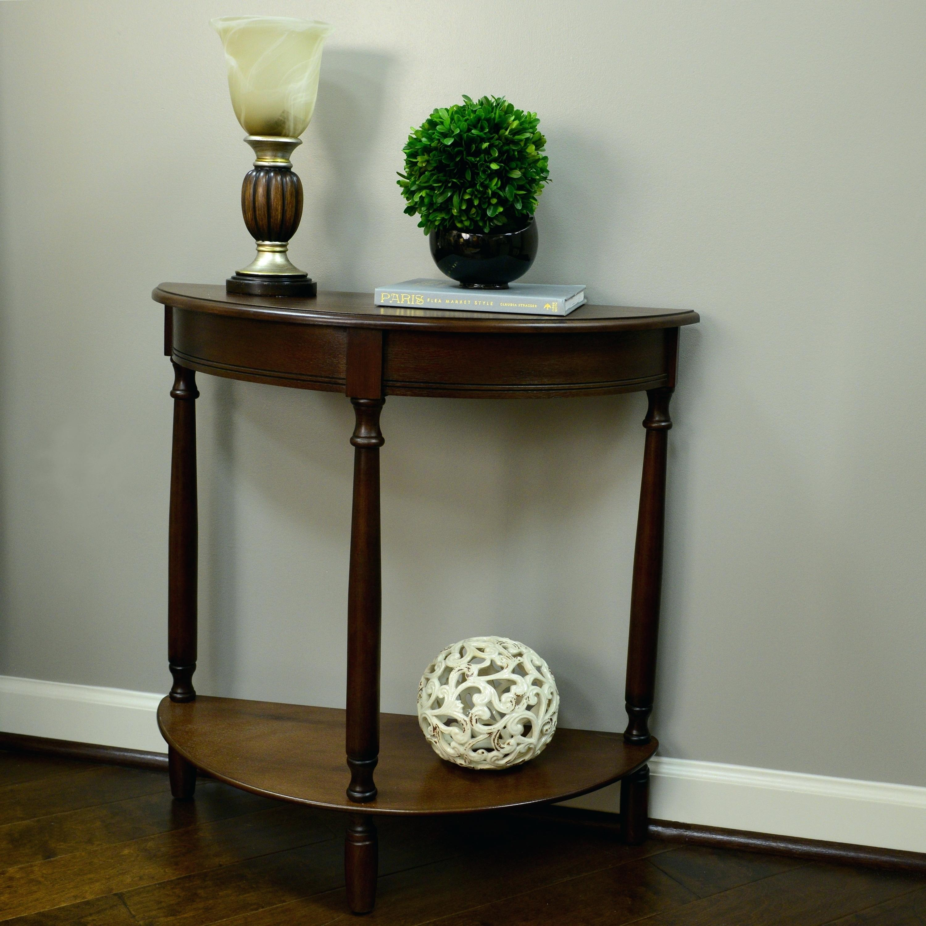 victorian accent tables chairside table with drawers fitmitagnes info laurel creek half round chairs ikea glass coffee and end espresso side outdoor setting covers bar cover sams