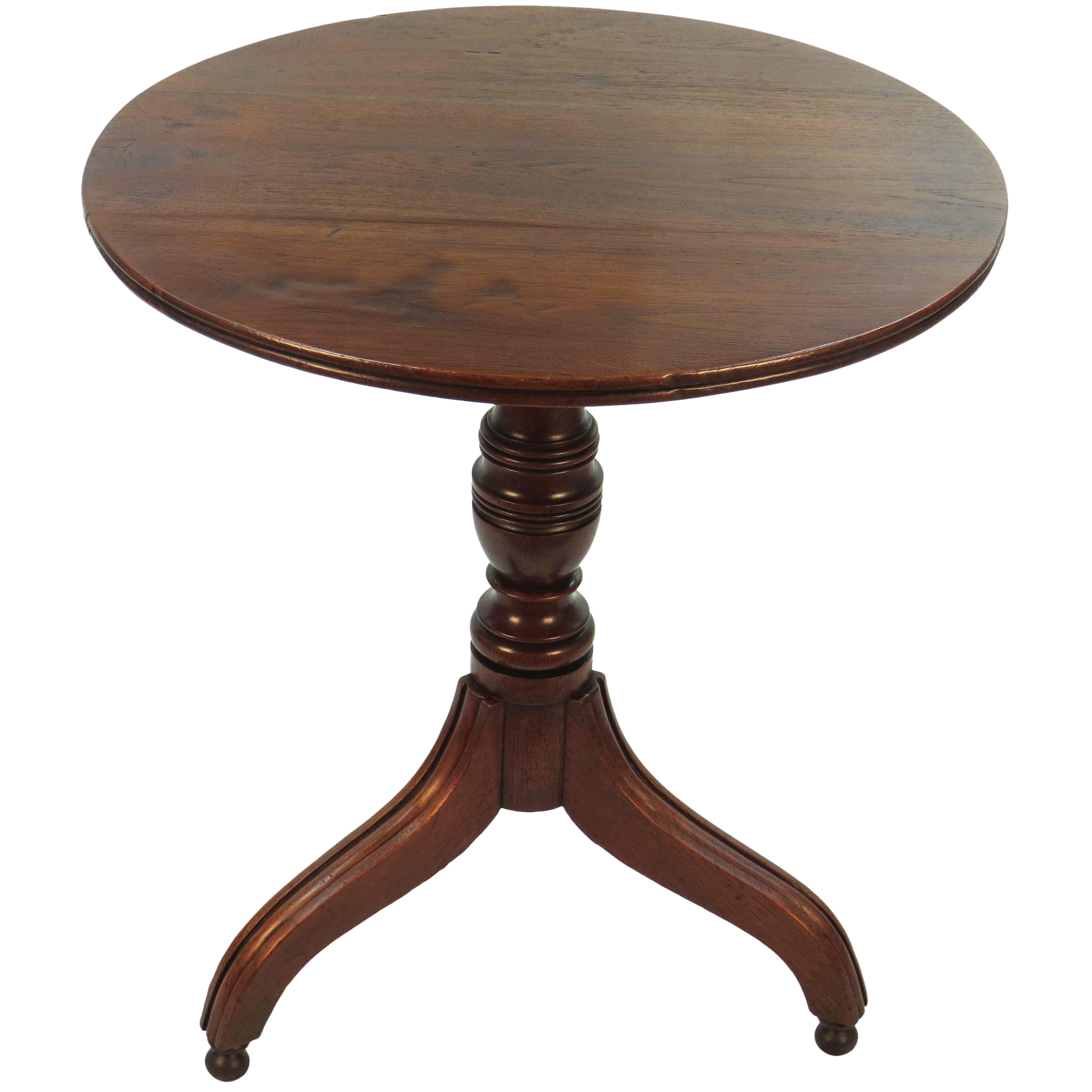 victorian period round tripod accent table chairish sofa ikea the range coffee tables battery powered bedside lamp runner sewing pattern glass top end side marble small furniture