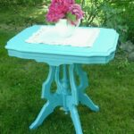 victorian table eastlake style turquoise accent side upcycled furniture only albany hudson valley tall thin bedside outdoor top barn door pool deck retro desk red patio small 150x150