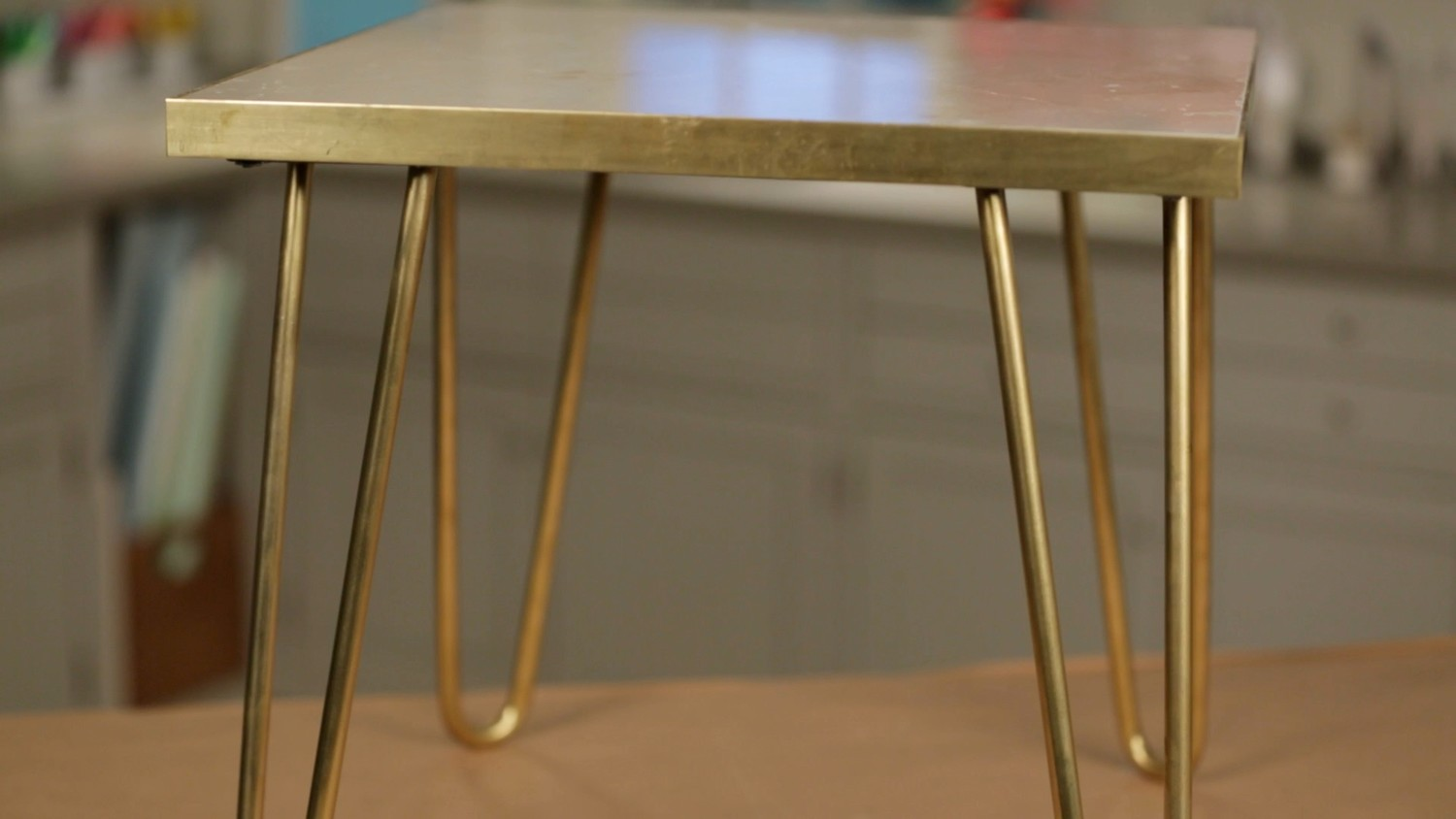 video brass leg side table project martha stewart horiz drum accent small chairs for living room modern farmhouse coffee pub and west elm console led night light cool end ideas