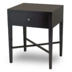 vintage looking end tables the super fun black side table with charming ikea small bedside drawer and light wooden exciting leggy featuring solid materials single accent ideas 150x150