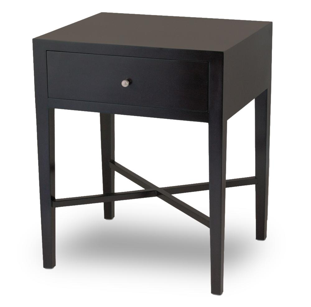 vintage looking end tables the super fun black side table with charming ikea small bedside drawer and light wooden exciting leggy featuring solid materials single accent ideas
