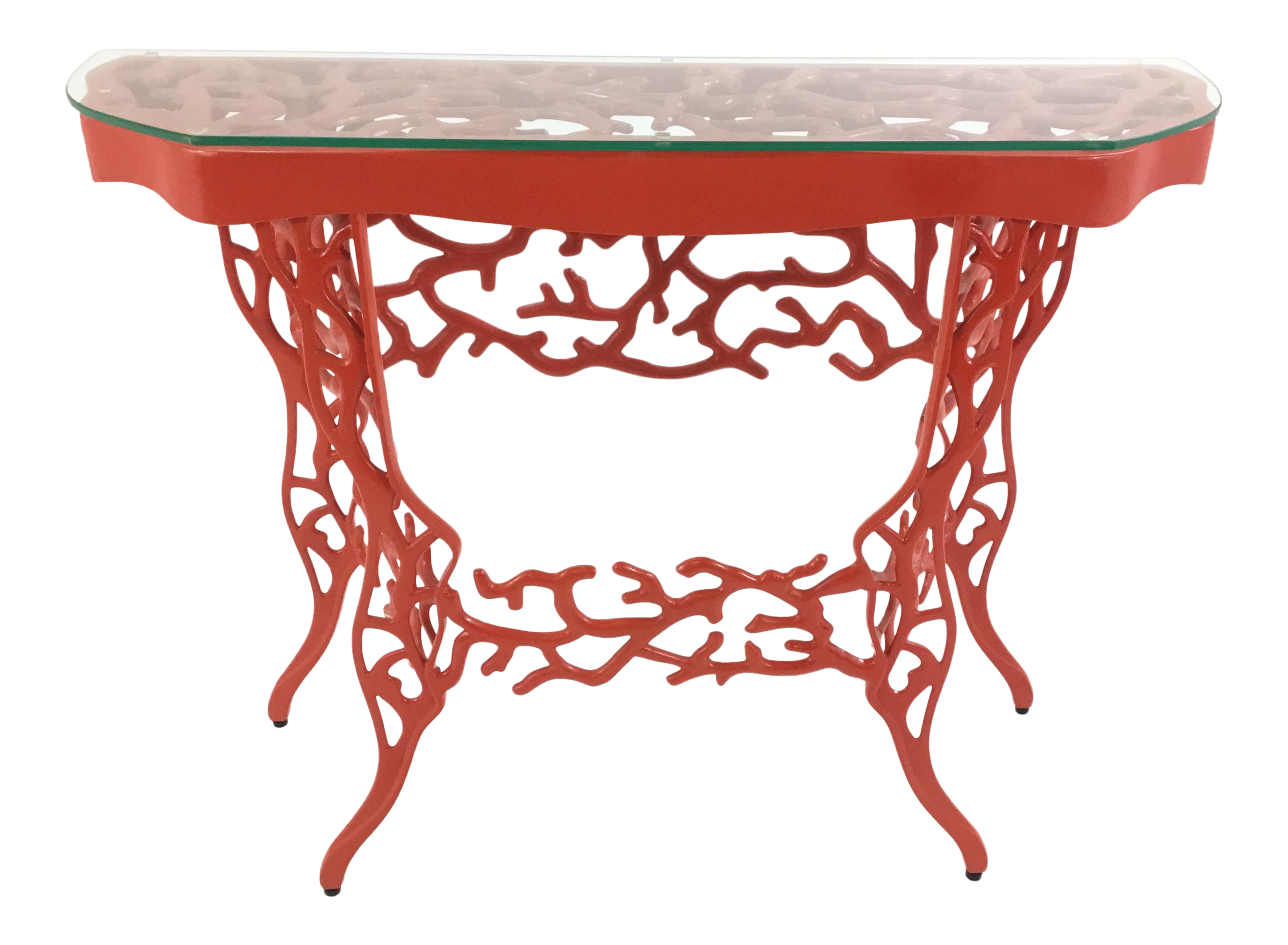 vintage used console tables for chairish currey and coral table round patio accent kitchen diner stained glass lamps room essentials furniture metal side with wood top ashley