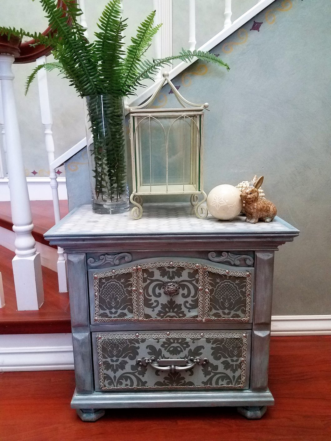 vintage victorian style nightstand accent table project inexpensive console tablecloth for inch round two tier side pottery barn christmas ikea small storage boxes rustic end