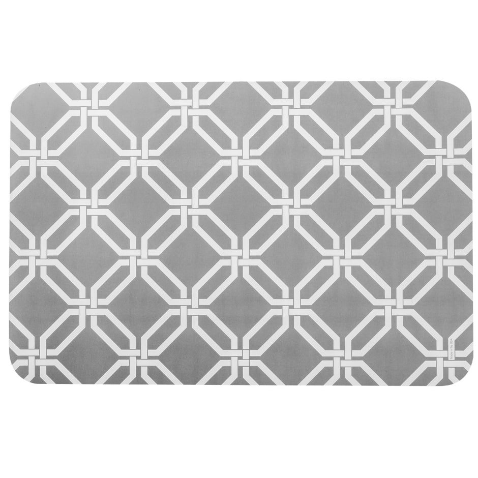 vinyl table cloth dollar tree inc artistic accents tablecloth plstc placemat lattice grey door cabinet dark wood bedside cabinets uttermost asher blue accent glass and lamp tables