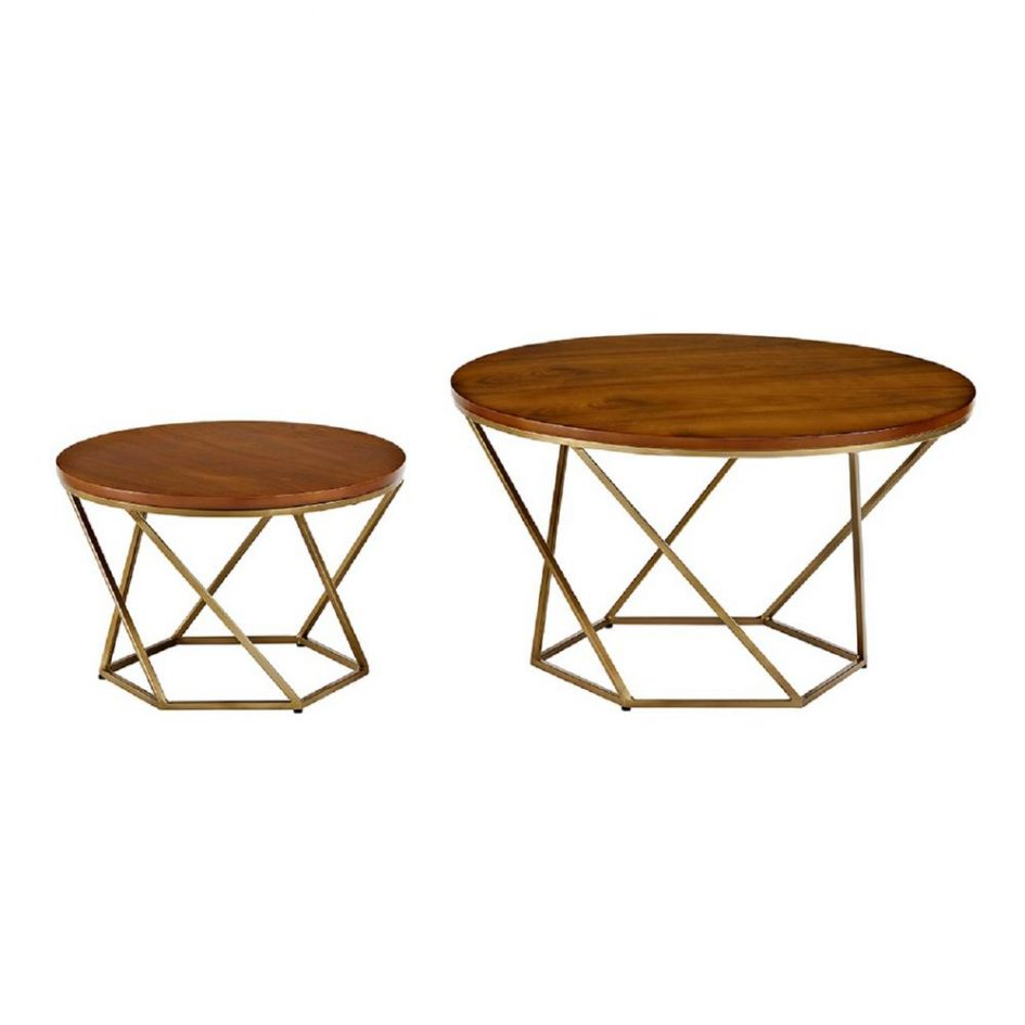 walnut nest tables next nesting coffee table two tone small side wood stacking target and chair set round glass accent large size furniture chairs black metal end croscill shower