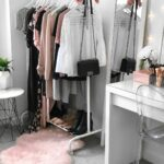 wardrobe beauty room makeup vanity from ikea malm dressing table target pink marble accent chair kmart rug clothing rack side jcpenney rugs clearance ashley furniture signature 150x150