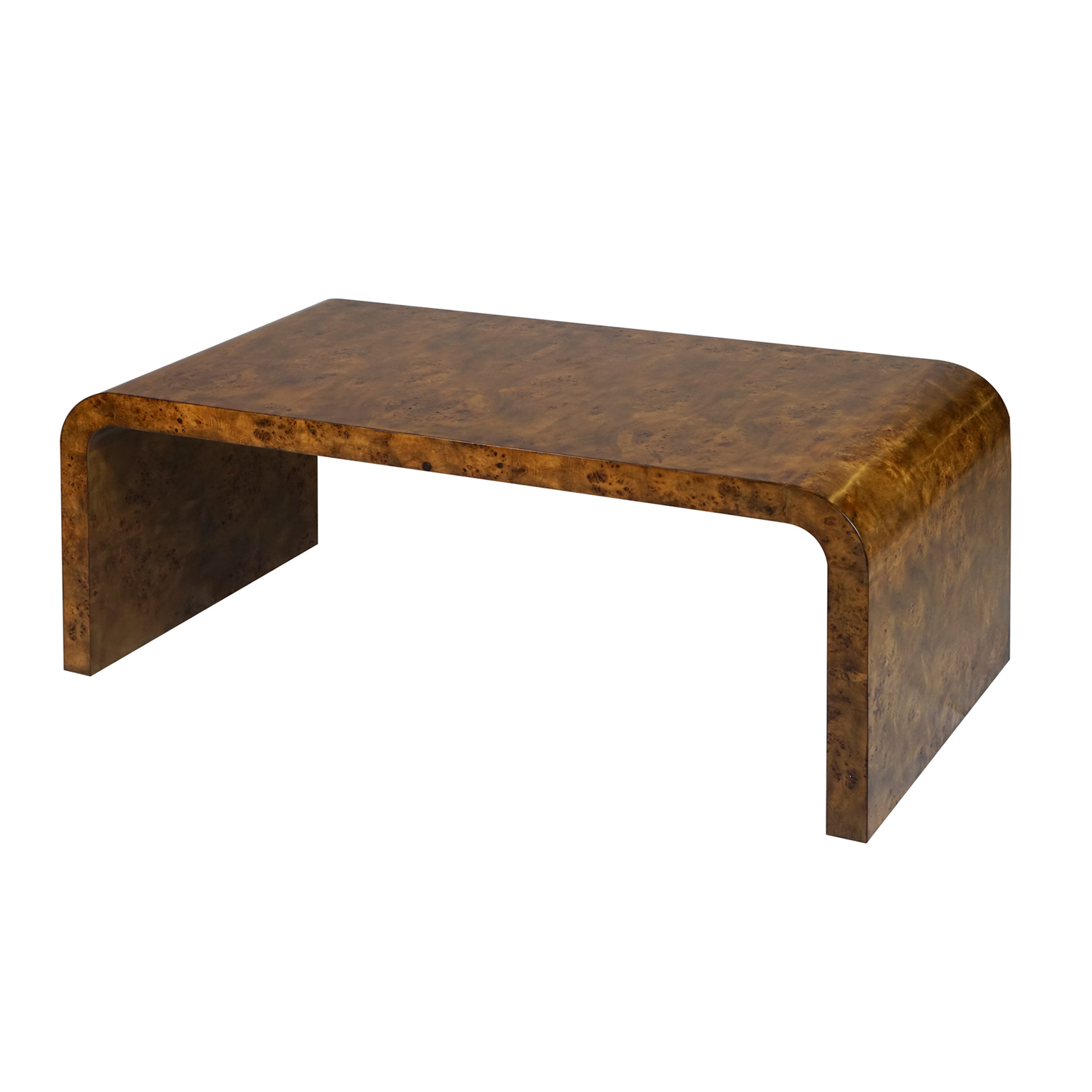 waterfall dark burlwood coffee table coffe tables dear keaton angle view burl wood accent leg hardware round outdoor tablecloth furniture behind sofa mosaic patio wooden bedside