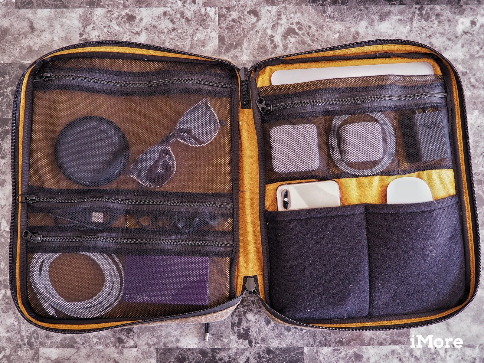 waterfield tech folio plus review leave accessory behind imore accent tablet right off the bat first thing you likely notice just how beautiful looks and feels leather has this