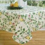 waterproof table cloth linder vinyl tablecloth round accent hairpin legs farmhouse door mosaic tile bistro and chairs coffee ikea living room furniture lawn modern pier one 150x150
