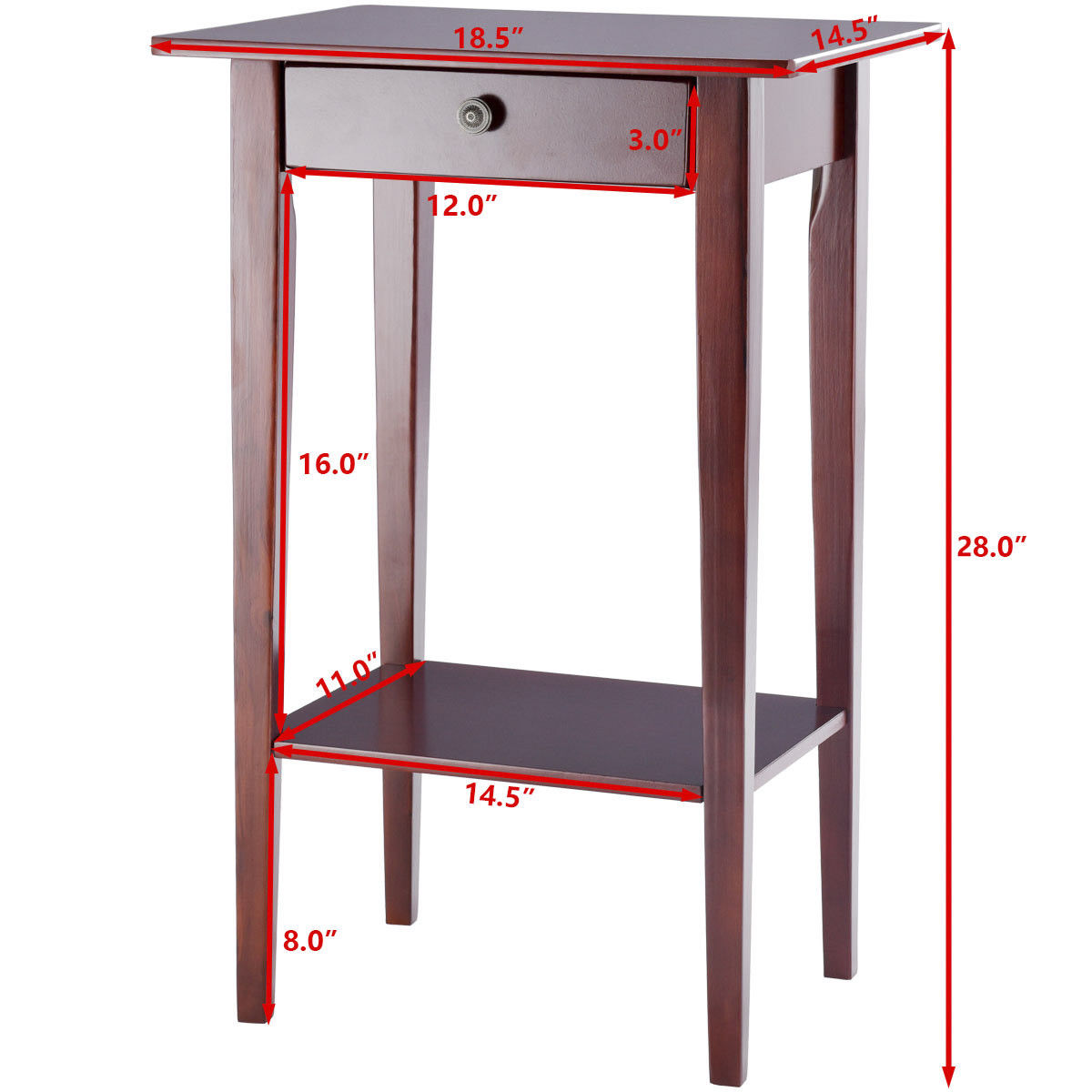 way end table tall wood side accent style telephone stand drawer shelf built bbq ideas home goods rugs round silver outdoor top covers dining set with umbrella coffee accessories