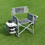 way folding compact director chair aluminum cup outdoor side table cooler holder bag mat design mirror with lights round acrylic coffee placemats cream and wood diy living room 150x150