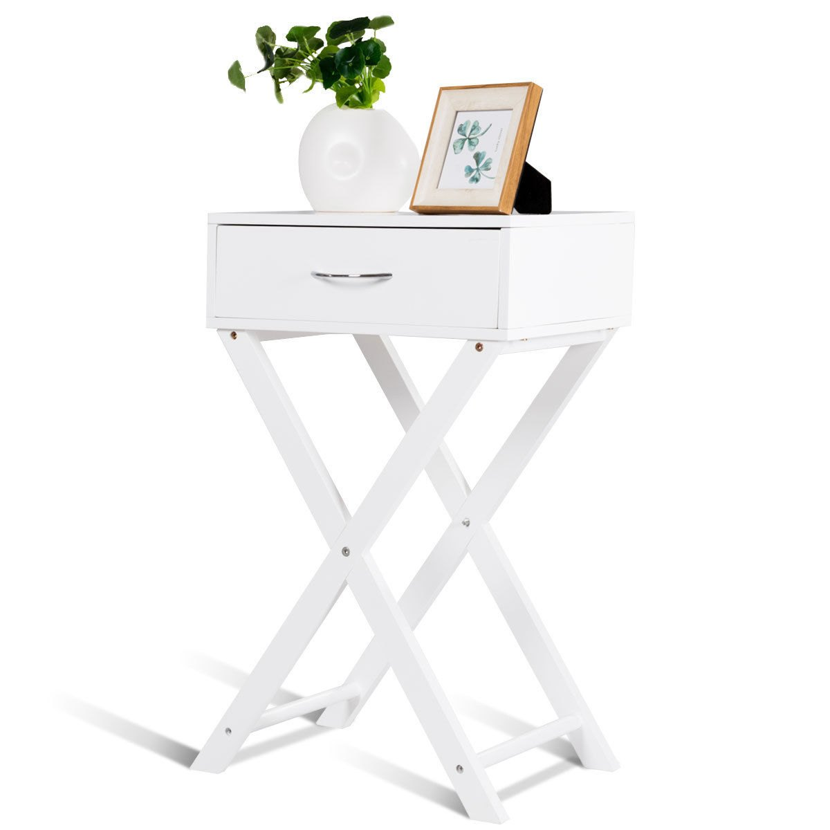 way nightstand shape drawer accent side end table tables with drawers modern home furniture white coffee and matching folding dinner rustic wood vintage retro gray set teak