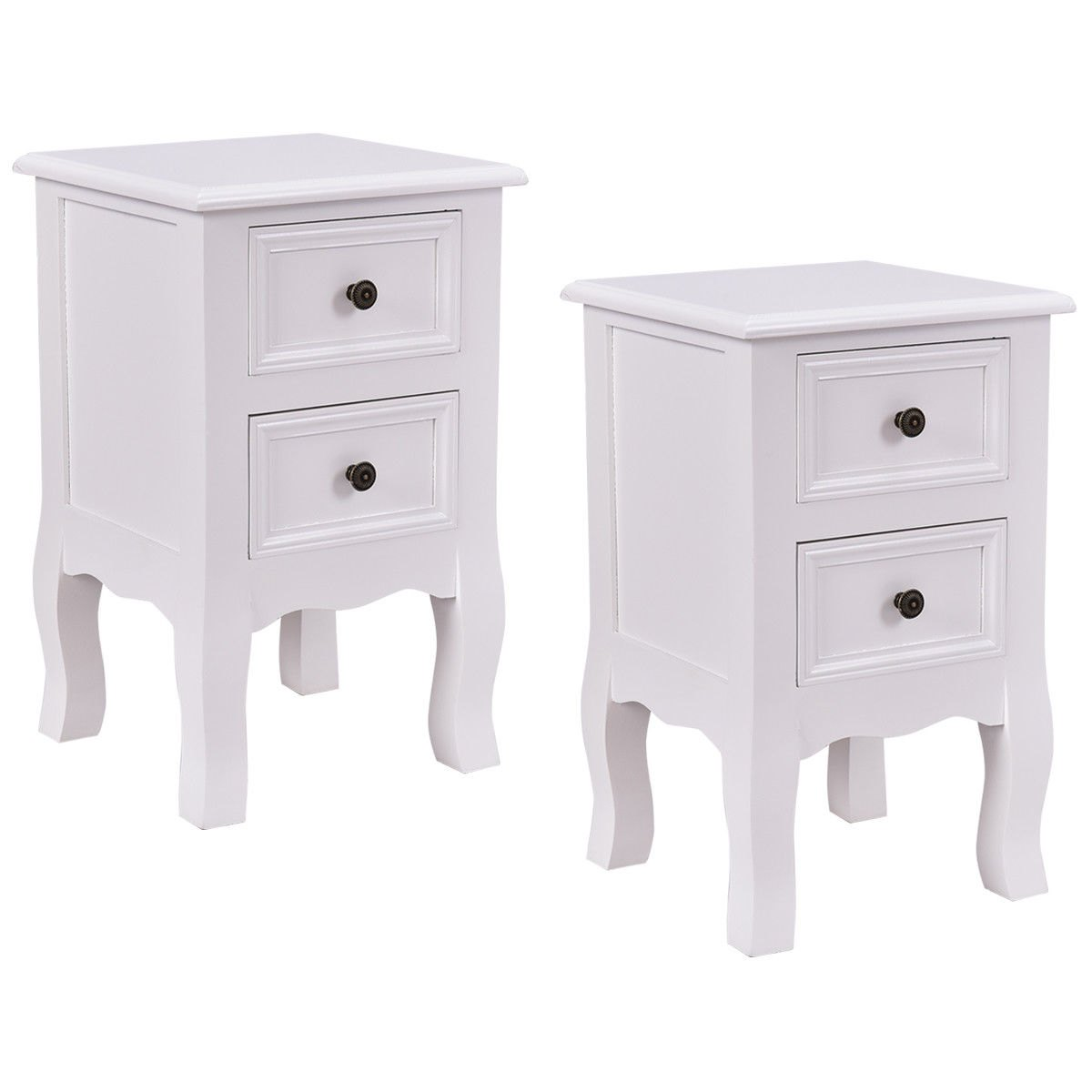 way white night stand storage drawers wood accent table nightstand end velvet chair target bar stools two tier round side ikea coffee and tables rustic with patio sofa clearance