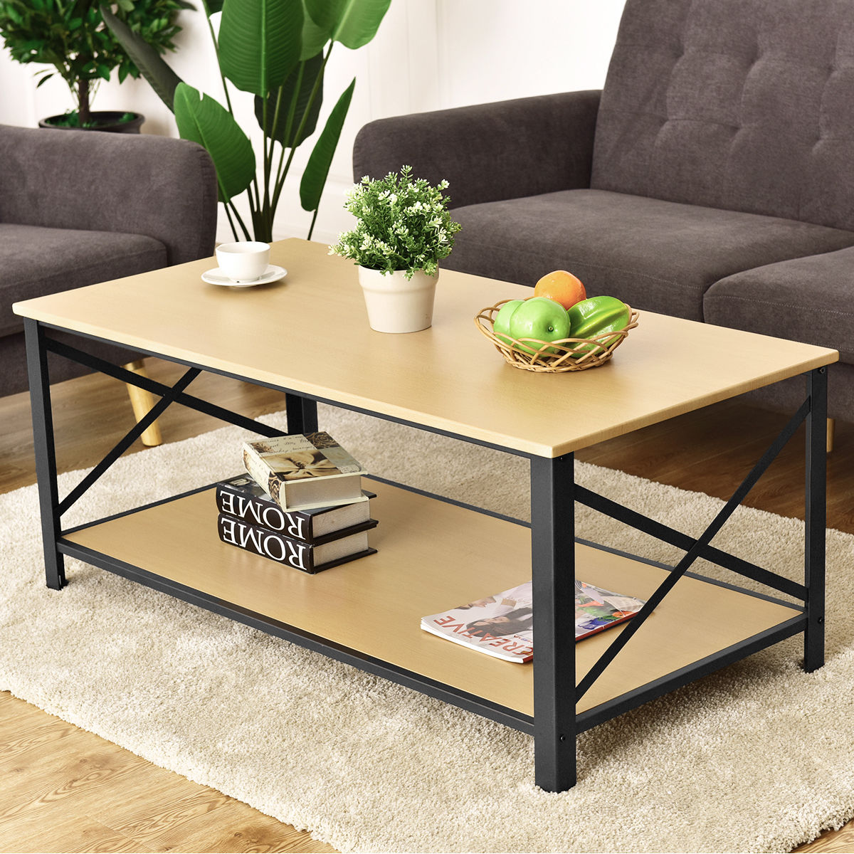 way wood coffee table cocktail side accent metal behind couch frame storage shelf gray round end marble and black breakfast with stools ifrane target kindle fire floor threshold